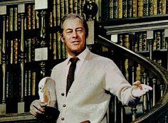 Rex Harrison in My Fair Lady opposite of Audrey Hepburn.