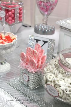 17 best elegant white candy buffet images dessert table candy rh pinterest com