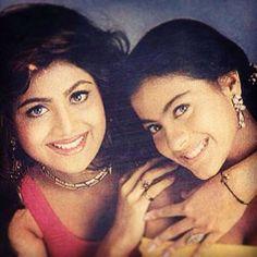 Shilpa Shetty & Kajol