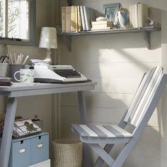 pale jasmine and silver birch - Cuprinol