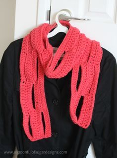 Each winter, I usually crochet myself a new scarf. It is so relaxing to crochet in front of the television with the heater on. This year I designed an easy crochet scarf that is worked lengthwise. Made with chunky yarn, it consists of 7 rows and can be easily crocheted in a couple of evenings.... Read More »