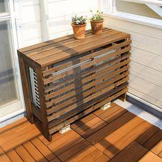 53 idees de cache climatiseur cache
