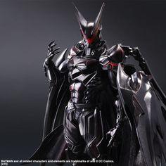 Tetsuya Nomura – Square Enix's Variant Play Arts Kai Batman