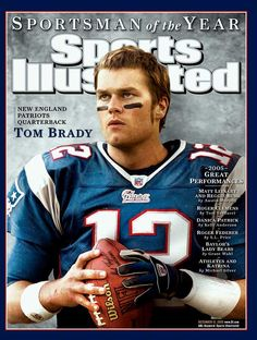 9f9ee1d14 Tom Brady is a quarterback for the New England Patriots of the National  Football League. Since 2000 when he was drafted