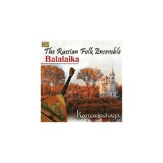 The Russian Folk Ensemble Balalaika - Kamarinskaya (CD)