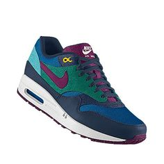 pretty nice 9c97a 8524b I designed this at NIKEiD Air Max 1, Nike Air Max, Nike Id,