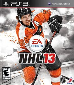 NHL 13  Playstation 3 -- Details can be found by clicking on the image.Note:It is affiliate link to Amazon.