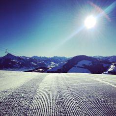 Completely awesome day on the slopes of Skiwelt Wilder Kaiser!