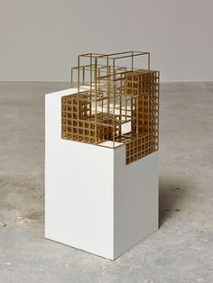 MoMA | The Collection | Carol Bove. Terma. 2013