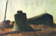 Landmark by Jamie Wyeth   #JamieWyeth