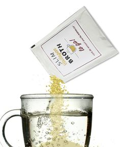 Now it's easier to take your broth on the go, get faster gut-healing, weight-loss, wrinkle-reducing results, and enhance the flavor! Simply mix one dry powder collagen broth pack into hot water or your cup of homemade broth. Enjoy!