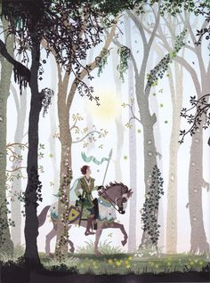 Sarah Gibb   Children's Illustration