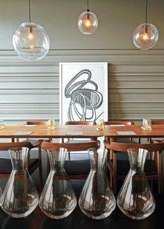 Esquire Restaurant - Brisbane, Australia