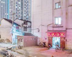 URBANITE project, Bence Bakonyi, Hong Kong