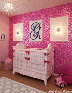 Idea for Scarlett's Nursery