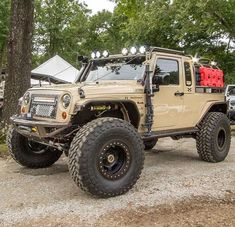 Jeep something or other. Jeep Tj, Jeep Wrangler Jk, Jeep Wrangler Unlimited, Jeep Truck, Jeep Fenders, 2 Door Jeep, Custom Jeep, Cool Jeeps, Jeeps