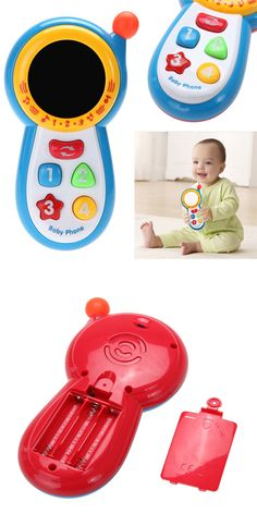 Baby Kids Learning Study Musical Sound Cell Phone Children Educational Toys,mobile kids phones,learning toy mobile phone Price: US $4.99 / piece  Item specifics  Brand Name: VKTECH Item Type: Toy Phones Gender: Unisex Model Number: Study Musical Sound Cell Phone