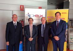 Nota de prensa: Más de 50 empresas manchegas en la jornada de exportación del IPEX, patrocinada por DHL http://www.avancecomunicacion.com/sala-prensa/mas-de-50-empresas-manchegas-en-la-jornada-de-exportacion-del-ipex-patrocinada-por-dhl/ #logística #comunicación