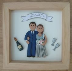 Fimo Wedding 3d Picture
