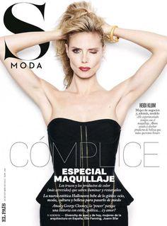 S Moda for El Pais October 25, 2014   Heidi Klum by #Rankin #Covers2014 #HeidiKlum