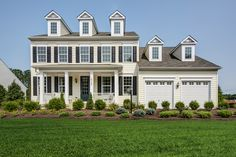 The Ramsay at Villages of Piedmont at Leopold's Preserve  #northervirginia #modelhome #stanleymartinhomes