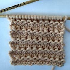 Type of stitches Crochet Shoes Pattern, Crochet Boots, Knitting Patterns, Knit Crochet, Crochet Patterns, Knitting Videos, Knitting Stitches, Baby Knitting, Sewing Basics