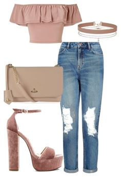 """Untitled #117"" by danielaprzhrtd on Polyvore featuring Miss Selfridge, New Look, Steve Madden and Vivienne Westwood"
