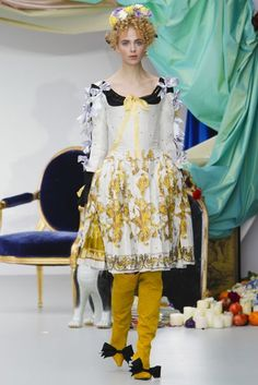 Meadham Kirchhoff Spring/Summer 2013 Ready-To-Wear Collection | British Vogue