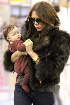 David and Victoria Beckham.... #family #romance #kids #love www.morseandnobel.com