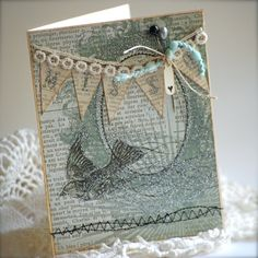 More uses for old book pages