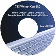 How to Conduct Online Deed and Land Records Searches (VIDEO) http://www.713training.com