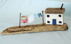 Check out my Love Houses @ houses by patrizia marano on Etsy