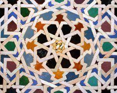 Alhambra tile...