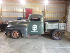 1950 International Harvester Rat Rod Truck Dully | eBay