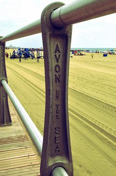 Avon By The Sea | 24 Beautiful Beaches You Won't Believe Are In New Jersey
