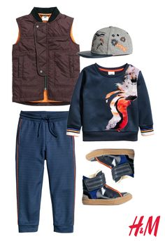 Get your space rangers ready for liftoff with the perfect pieces for Fall! Complete cosmic prints with warm boots for a stellar statement. Click to see the full H&M AW15 Kids Collection for boys & girls.