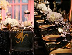 Black-and-Gold-Wedding-Party-Inspiration.jpg 660×501 pixels