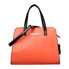 Michael Kors Reese Medium Orange Satchels only $72.99