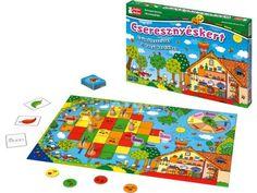 Cseresznyéskert társasjáték Kids Rugs, Games, Home Decor, Decoration Home, Kid Friendly Rugs, Room Decor, Gaming, Home Interior Design, Plays