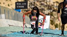 I'm Under 5 Feet TallBecause of a Rare Condition—But That Hasn't Stopped Me From Completing 70 Obstacle Races on Crutches Crutches, Vegan Smoothies, Vegan Life, Going Vegan, Healthy Weight, Whole Food Recipes, Obstacle Races, Conditioner, Homemade Breakfast