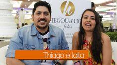 Thiago e Laila | Quem ama conta!