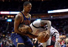 8ab587a72 NBA  Cleveland Cavaliers at Houston Rockets - Troy Taormina