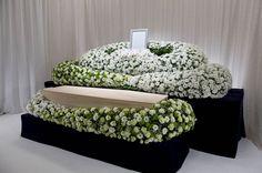 花祭壇(ピンクガーデン) │葬儀・葬式・家族葬なら日比谷花壇のお葬式