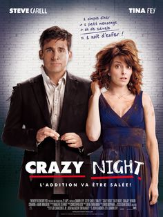 Crazy Night - Shawn Levy ☆☆☆