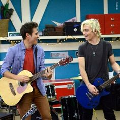 ross lynch et jorge blanco