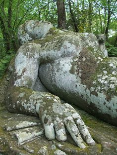 Park of the Monsters, Bomarzo, Italy