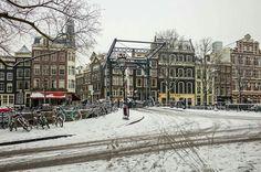 Kloveniersburgwal Amsterdam 2017