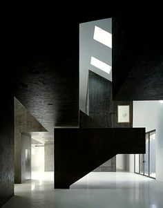 Empaxiada Architects, House of Cubes. Architecture. Shapes, angles, and lines