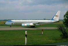 Us Air Force, Air Force Ones, First Plane, Boeing 707, Aircraft Painting, Air Lines, Blue Angels, Helicopters, Military Aircraft