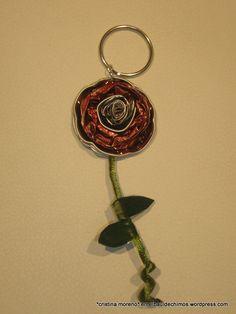 Sant Jordi Rose llaverito